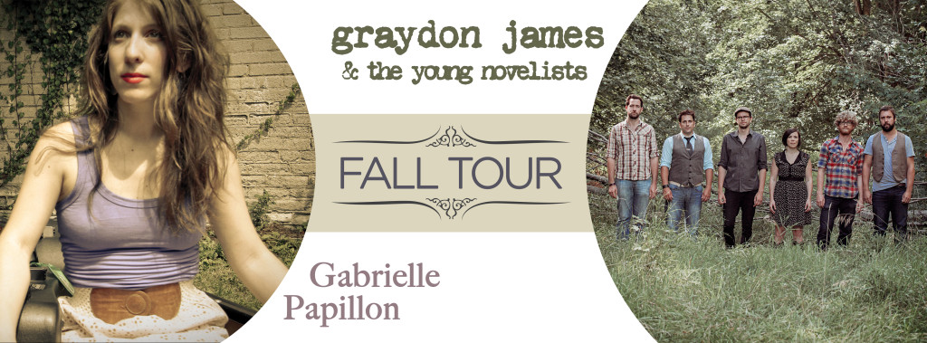 2013 fall tour with the lovely and very talented gabrielle papillon