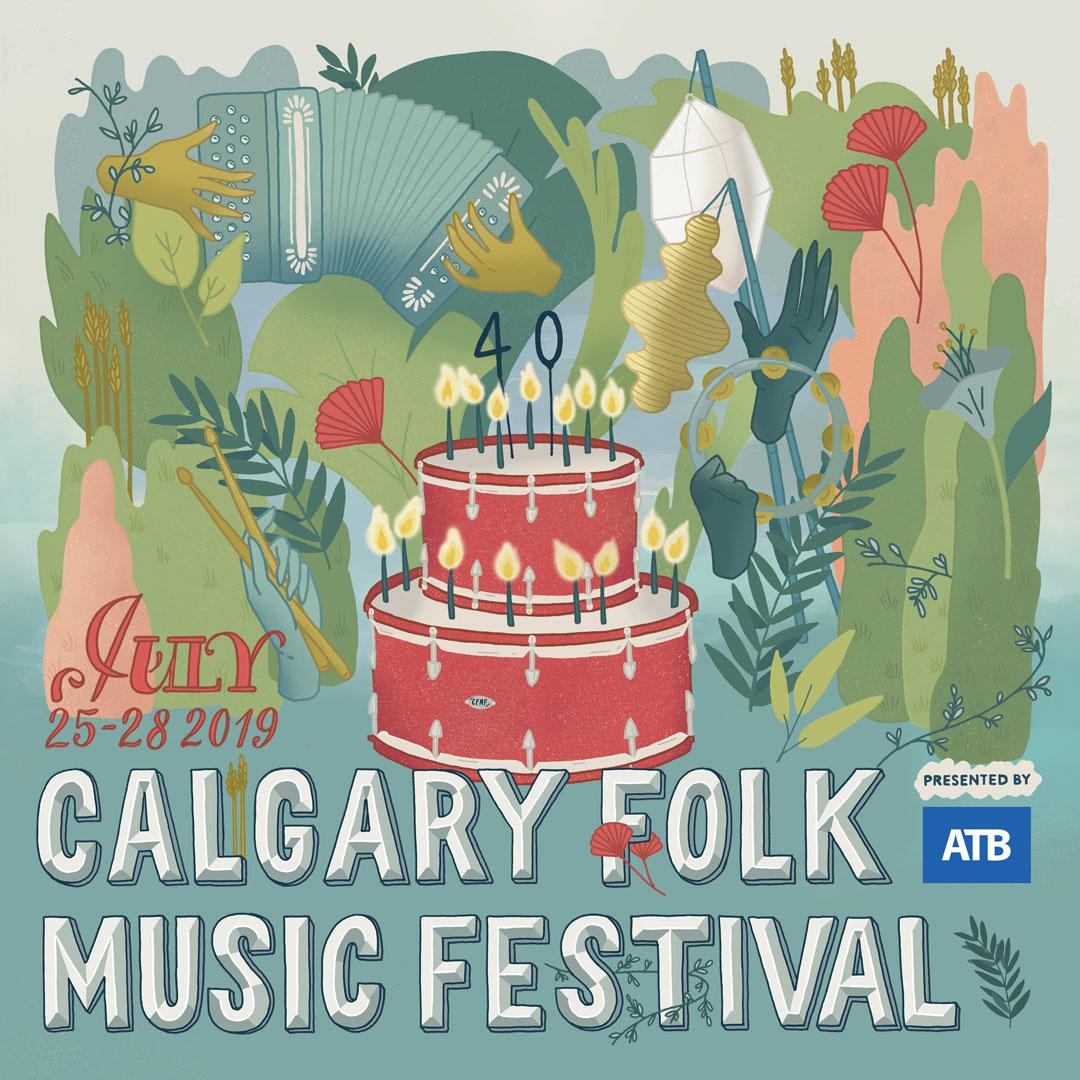 Calgary Folk Fest 2019